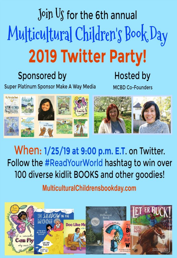 Multicultural Children's Book Day 2019